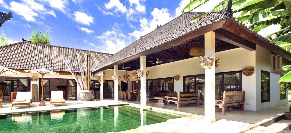Bali Villa Nujum aan het strand